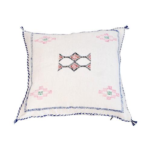 Sabra Throw Pillow, Cream