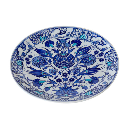 Turkish Iznik plate - T63