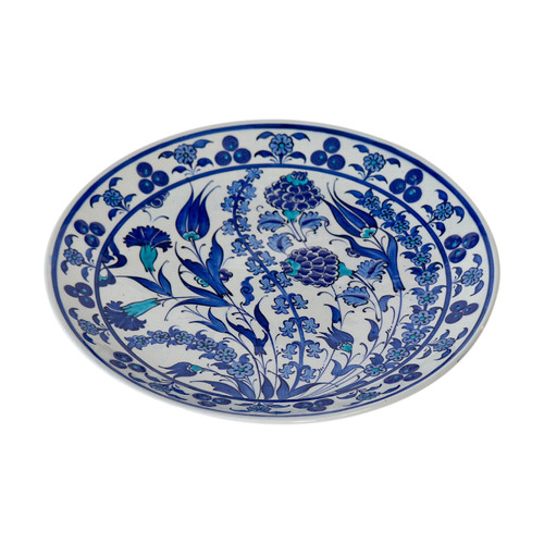 Turkish Iznik Plate- T64