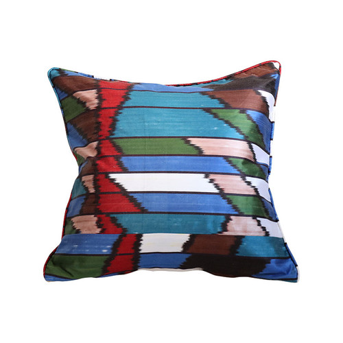 Ikat Pillow - Istanbul