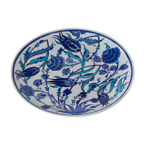 Turkish Iznik Platter-T70
