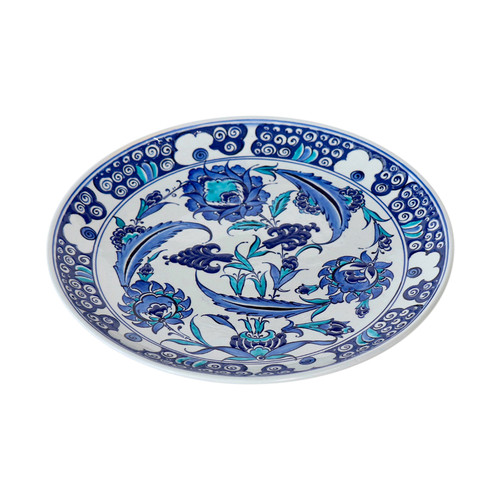 Turkish Iznik Platter-T71