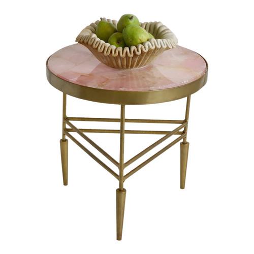 Rose Quartz Table