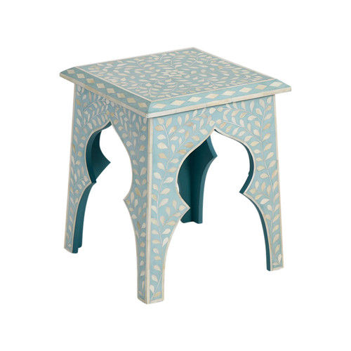 Maha Bone Inlay Table