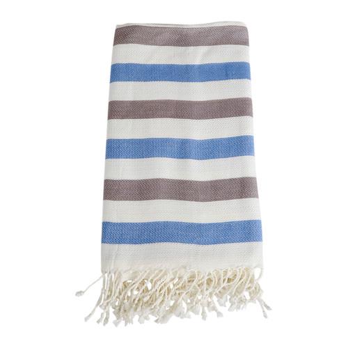 Lili Turkish Towel- Grey
