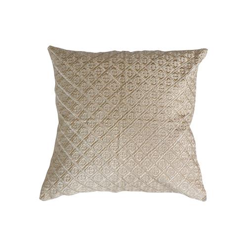 Rabatti Embroidery Throw Pillow