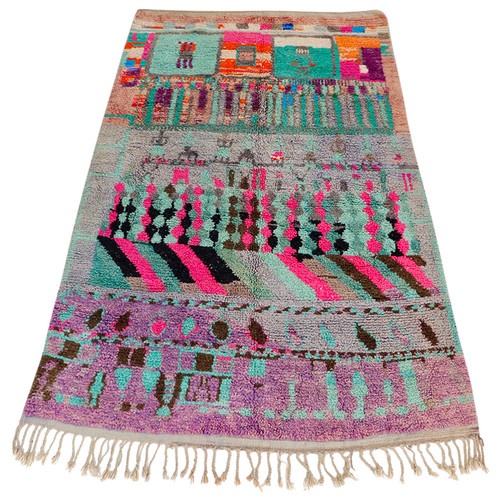 Moroccan Boujad Rug