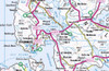 Orkney Islands Map - Detail