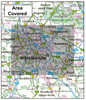 West Midlands District Administration Map - Coverage