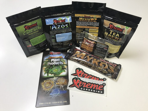 Xtreme Sample Kit