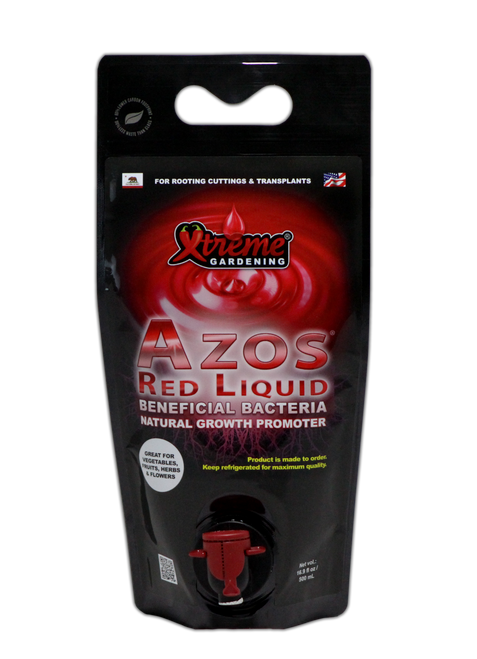 Azos Red Liquid
