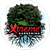 XG Big Roots Sticker