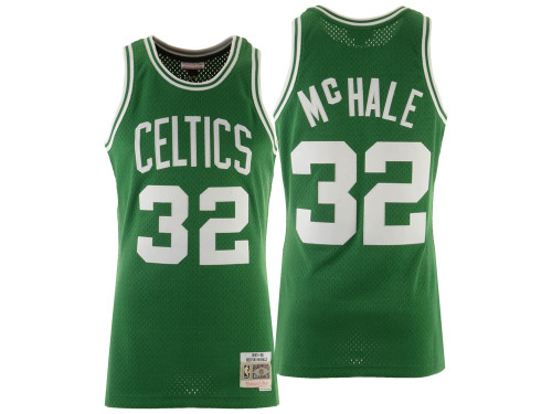 promo code 85339 ac40b Boston Celtics Kevin McHale Men's Mitchell & Ness Hardwood ...
