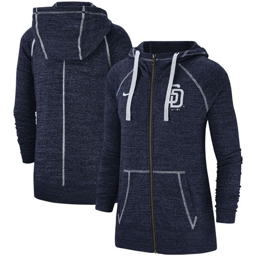reputable site 341b9 7054c San Diego Padres Women's Apparel | Shop Padre's Ladies ...