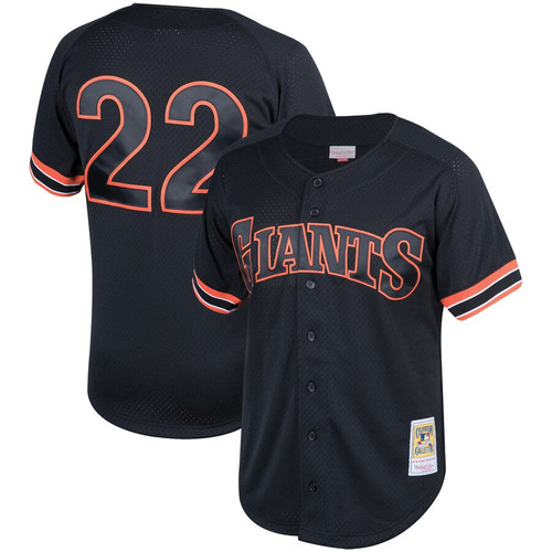 6f95c026 Will Clark San Francisco Giants Mitchell & Ness Fashion Cooperstown ...