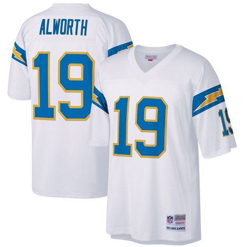 check out 310d5 809ac Lance Alworth San Diego Chargers Mitchell & Ness Legacy Jersey
