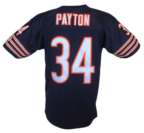official photos 4c6e1 22443 Chicago Bears Walter Payton Mitchell & Ness Throwback Jersey