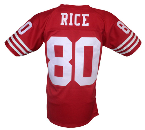 huge selection of 7a773 00c29 San Francisco 49ers Jerry Rice Mitchell & Ness Throwback Jersey