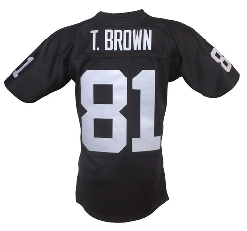 new arrival 0a470 5c881 Oakland Raiders Tim Brown Mitchell & Ness Throwback Jersey