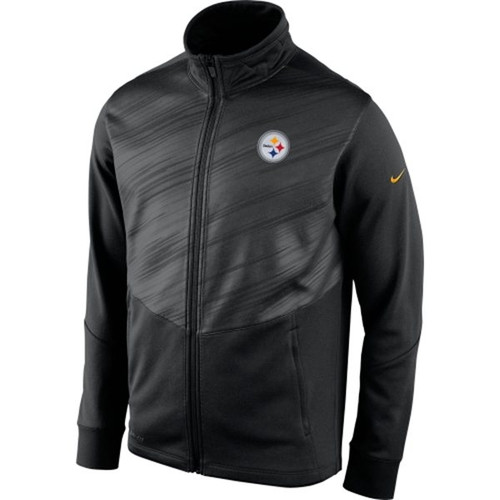 competitive price e9d51 03fc6 Nike Pittsburgh Steelers Warp Performance Jacket