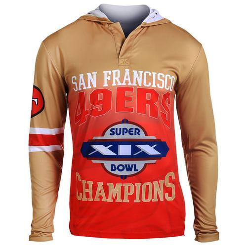 the best attitude 74e48 07f4c San Francisco 49ers Jackets - Team Shop - Fan Gear - NFL ...