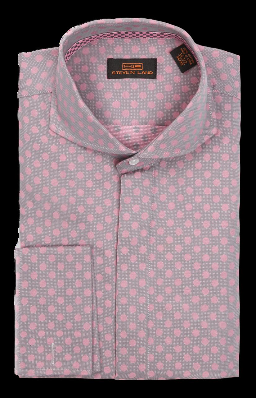ed9bb2ff DA617 - Charcoal Pink - GQ Gentlemen's Quarters Fashion By GQ