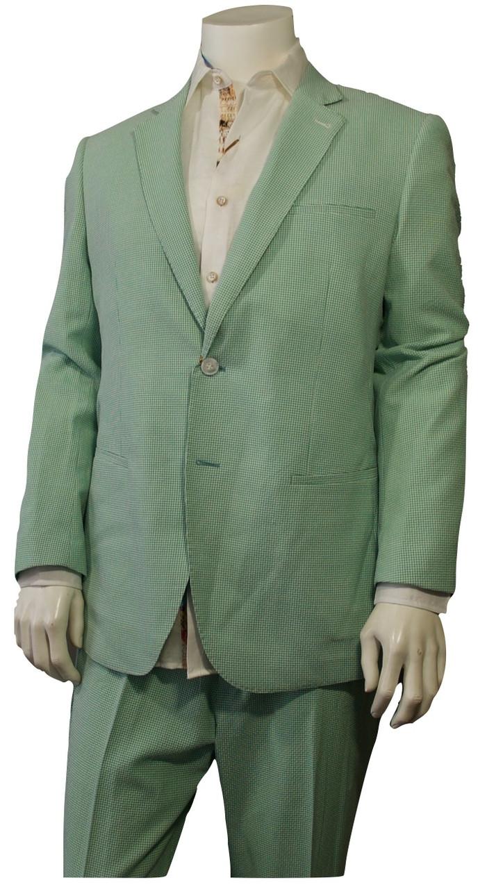 ST,2122 Sage Suit