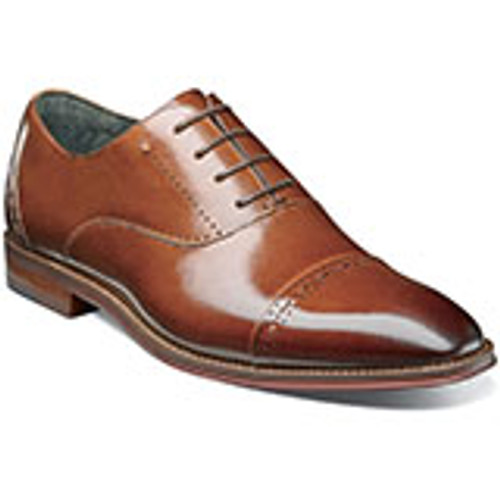 Barris Cap Toe Oxford features subtle perforations around the vamp and along the cap toe set the foundation for your always-polished style. Prices are exclusive to online sales.