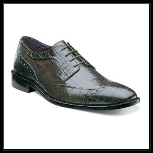 Stacy Adams Galletti Olive. 24936-303