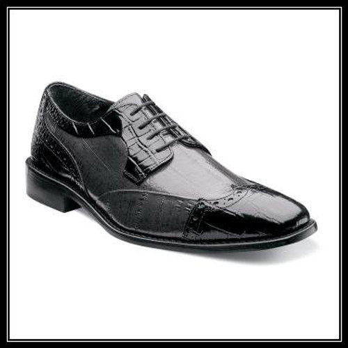 Stacy Adams Galletti Black and Grey. 24936-975