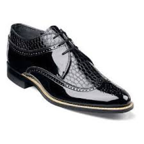 Whether you‰Ûªre hosting a party or attending a posh evening out, this shoe is prepared for anything. The time-honored style of the Dayton demonstrates refinement, without losing its modern edge.
