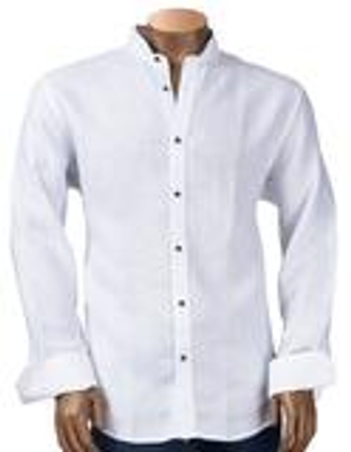 This LINEN ROLL-UP SLEEVE SHIRTS by Inserch is just what you need this Spring,Summer season. Prices are exclusive to online sales.
