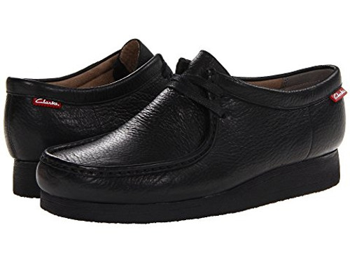 A must-have addition to your casual footwear collection.Durable leather uppers with two eyelet lacing.Leather lining for added luxury.Foam cushioned insole.Genuine crepe outsole.Imported.Product measurements were taken using size 12, width D - Medium. Please note that measurements may vary by size.Weight of footwear is based on a single item, not a pair.Measurements:Heel Height: 1 1‰ã4 inWeight: 1 lb 1 ozPlatform Height: 3‰ã4 in