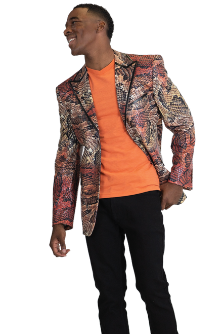 Dress it up or down, this blazer can do it all. From your most important events to casual occasion GQ got you covered. Prices are exclusive to online sales.