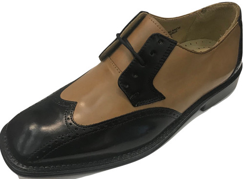 Genuine Leather Upper & Outer Sole. Balanced Manmade.Clearance.