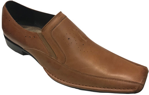 Leather Upper & Leather Fabric Lining..Balanced Manmade.Clearance.
