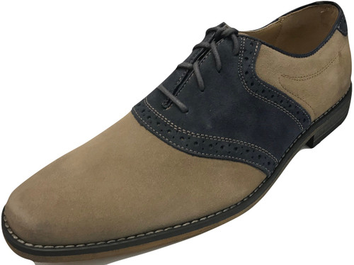 Leather Upper & Outsole.Balanced Manmade.Clearance.