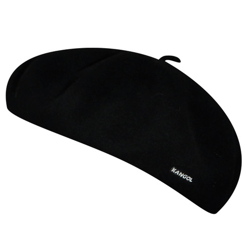 0252HT Anglobasque Beret Black