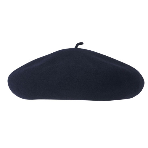 0252HT Anglobasque Beret Dark Blue