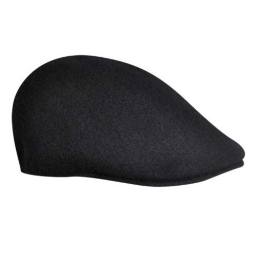 Kangol K0875FA Seamless Wool 507 CAP. Black
