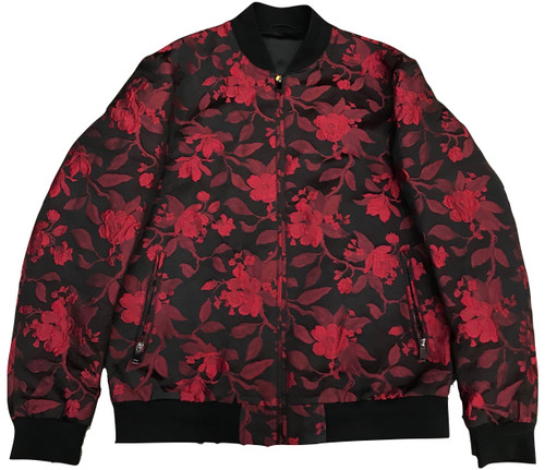 Paisley Bomber Jacket made by Cigar.