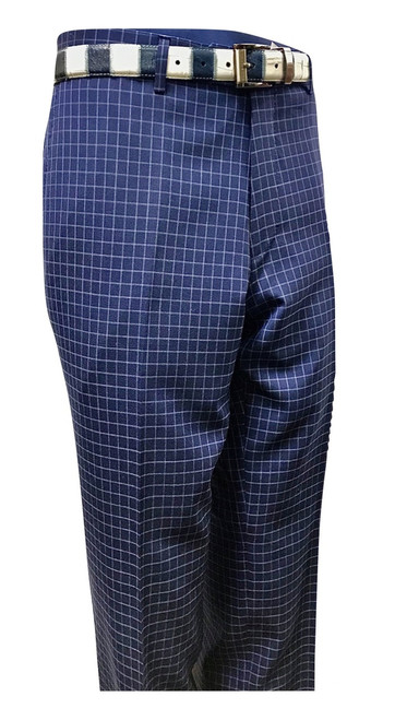 Gianni Manzoni Pants Tailored From Luxe Wool Fabric.Belt loopsButton closureZip flySide seam pocketsBack buttoned pocketsWoolDry cleanMade in Italy