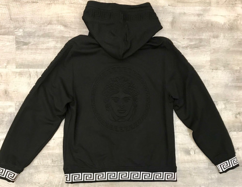 GQ Offers A Luxury Hoodie In A Variety Of Colors And Styles By Prestige.This show stopping get up will make you the main attraction as you walk through the doors.Prices are exclusive to online sales.