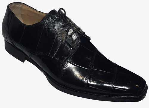 """508"" by Mauri, genuine Alligator belly . Prices are exclusive to online sales."
