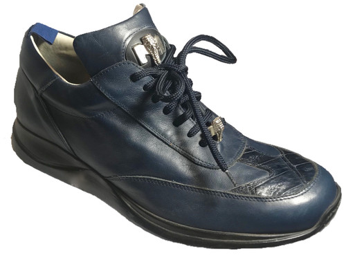 """""""8932"""" by Mauri, genuine Alligator belly with Lambskin Leather . Prices are exclusive to online sales."""