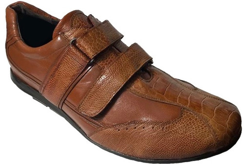 Soft Bottom Genuine Gator Shoe.