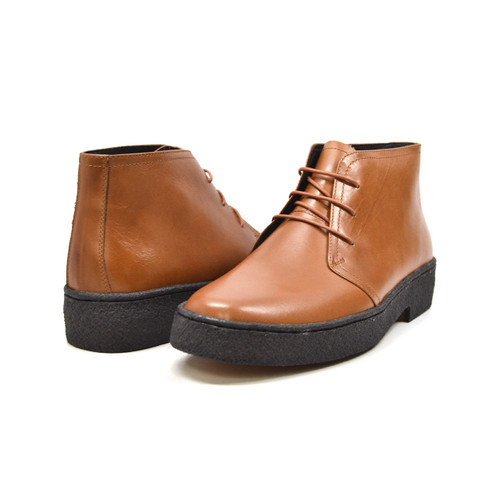 This lace-up Brown Limited Edition by The British Collection is an original, one of kind shoe. When it comes to style and comfort this shoe has all the right moves for your everyday style.