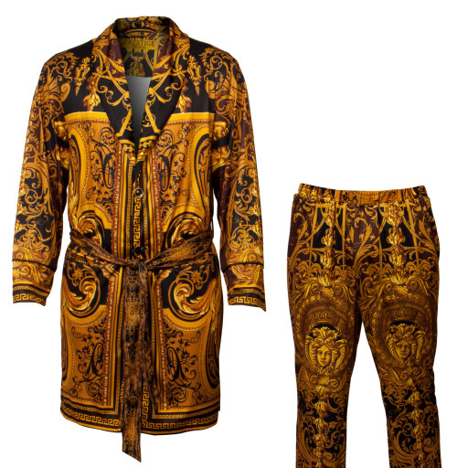 GQ offers a Luxury Two Piece Robe Set by Prestige.