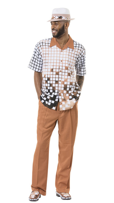 Montique 2 Piece Short Sleeve Set. This set is offered in a variety of colors perfect for both spring and summer. Prices are exclusive to online sales.