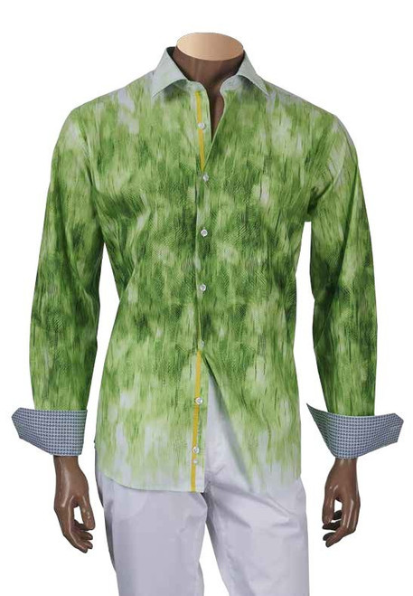 Cotton Collar Shirts by Inserch. Keep it cool and stylish for the summer !